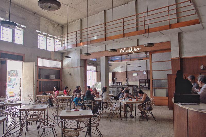 Terjebak Nostalgia di Sumber Hidangan (Braga – Bandung) – TheFoodXplorer