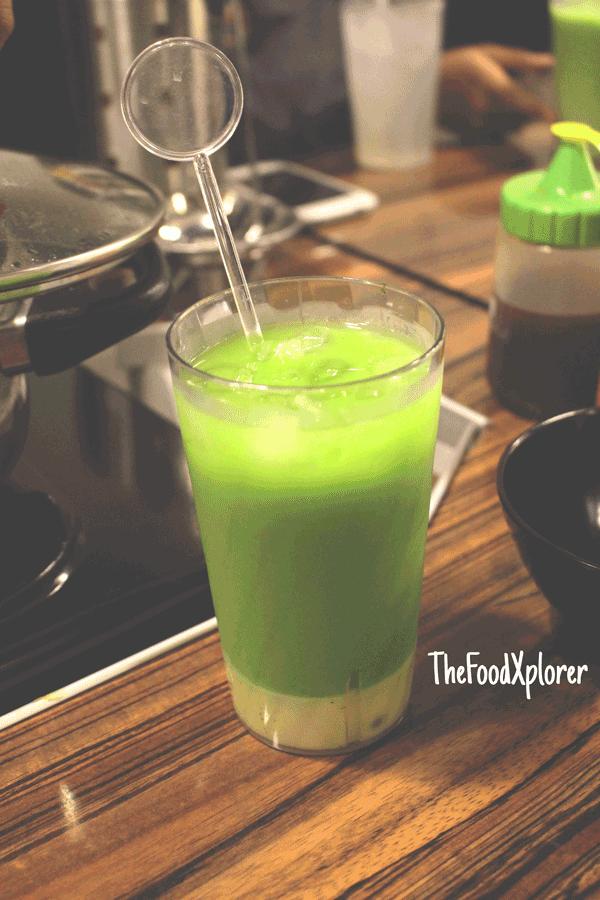 Iced-Thai-Tea---PSY-Steamboat-Yakiniku