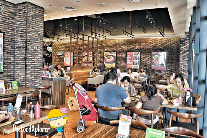Interior-Pepperlunch-Bintaro-Xchange-Jaya-Mall