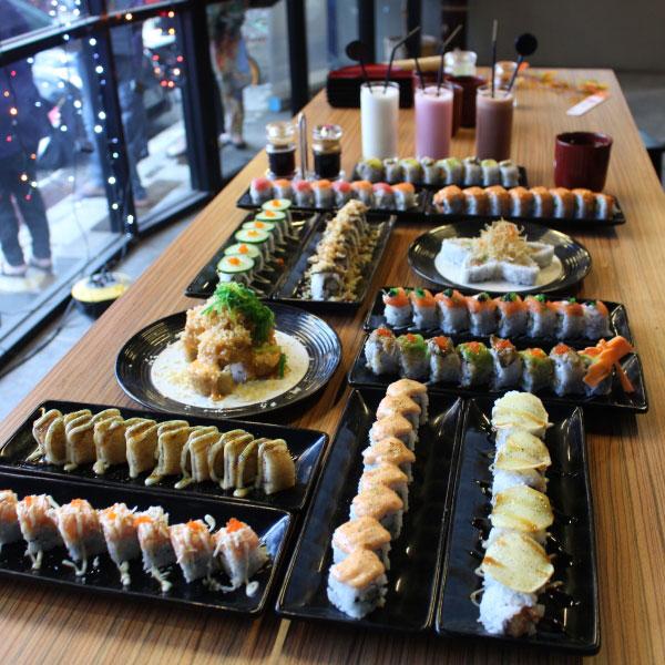 All-You-Can-Eat--Fukuzushi---sushi---Bandung