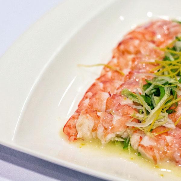 Daeha-Jat-Jeup-Chae---Shrim-with-Pine-Nut---Culinary-Journey---Hilton-Hotel-Bandung