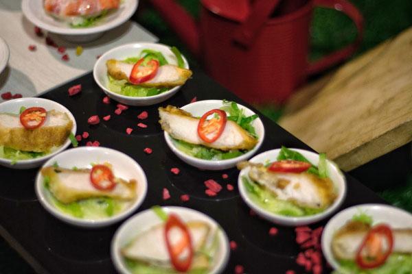 Saeng-Sun-Jeon---Fish-Pancake---Makanan-Korea---Hilton-Hotel-Bandung