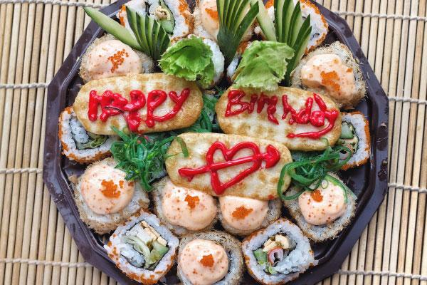 Sushi-Set-Birthday---Bandung-Fukuzushi