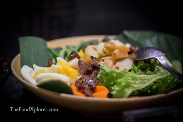 Selat Solo - Mixed Salad ala Solo