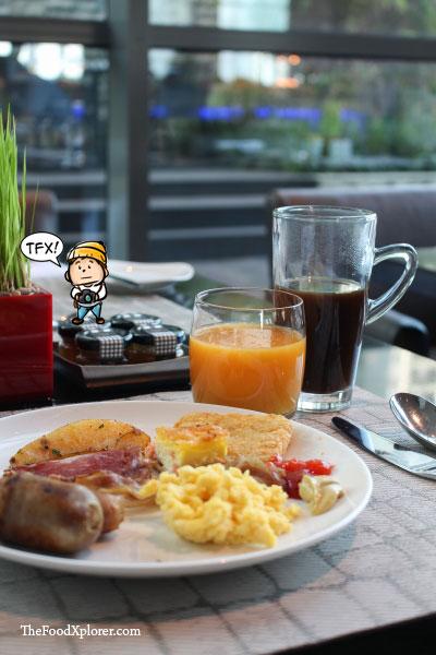 Breakfast---Pullman-Central-Park-Jakarta