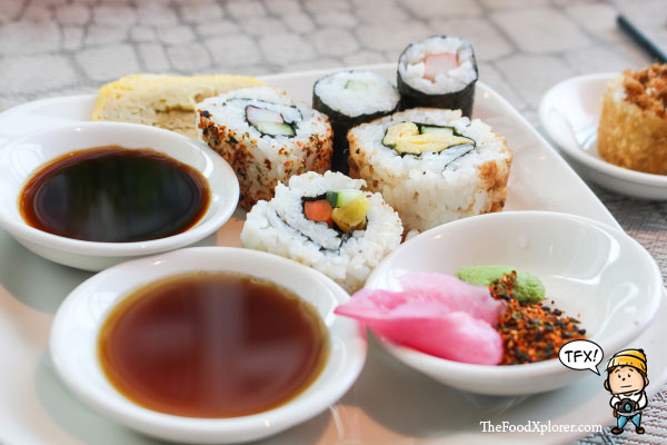 Sushi---Collage-Restaurant---Pullman-Central-Park-Review