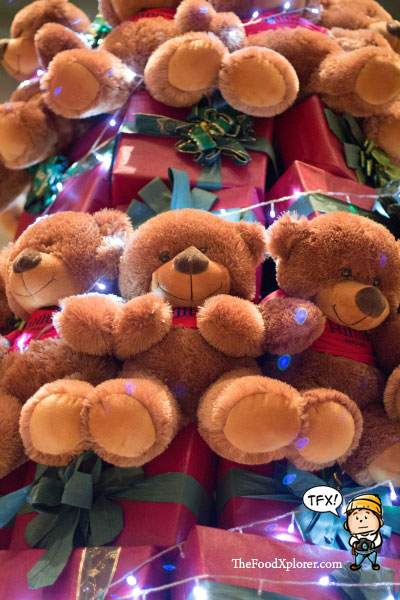 Teddy-Bear---Christmas-Charity---Hilton-Bandung