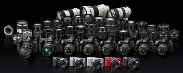 Kamera-Sony