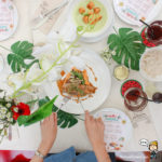 Pancious Cool Summer Party with Bandung Foodies