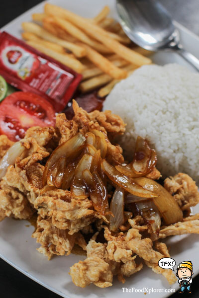Nasi-Bistik-Ayam---The-Sun-Cafe---Sumber-Sari-Indah---Bandung