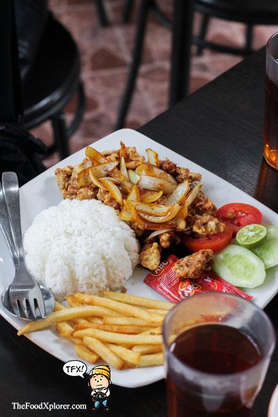 Nasi-Bistik-Babi---The-Sun-Cafe-Bandung