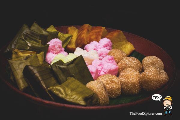Aneka-Kue-Basah---Hotel-Prama-Grand-Preanger---Bandung---Review