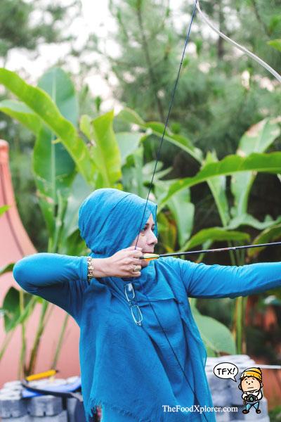 Archery---The-Lodge-Maribaya---Bandung
