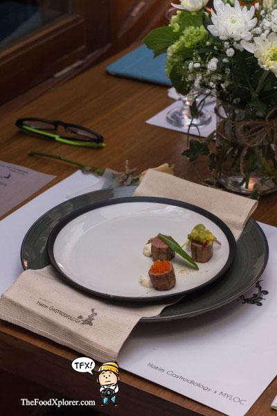 Ponzu-Marinated-Tuna-Tataki---Food-Blogger-Bandung