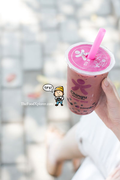 Korean-Milk-Tea---Chingu