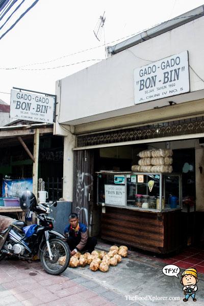 Gado-Gado-Bon-Bin-Jakarta