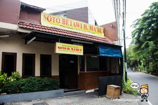 Soto-H-Maruf---Cikini-Jakarta---Taman-Ismail-Marzuki