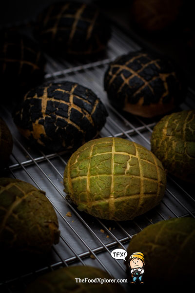 melon-pan-japanese-bread