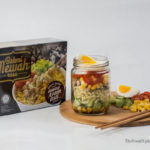 Resep Bakmi Mewah Rasa in a Jar